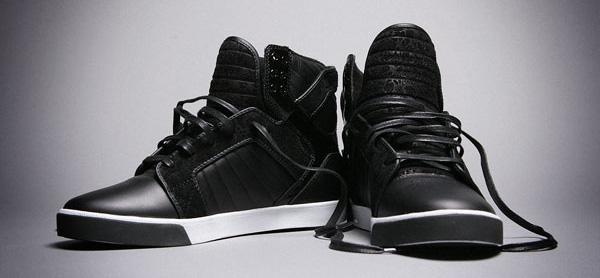 black supras